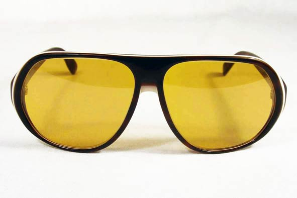 vintage sunglasses : 1970's/80's Ray-Ban Blazer by BAUSCH & LOMB